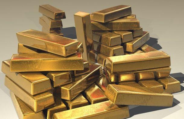 Золотовалютные резервы России достигли пятилетнего максимума
