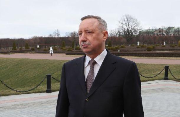 Беглов пообещал петербуржцам 29 новых станций метро