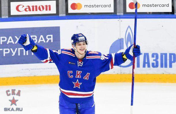 Еще один лидер СКА покинул команду ради НХЛ
