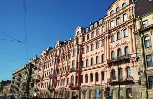 Исторические фасады отремонтируют без строительного вандализма