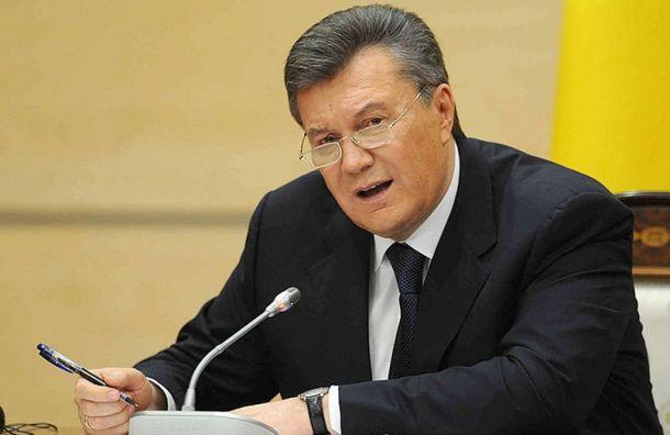 Янукович собрался вернуться наУкраину
