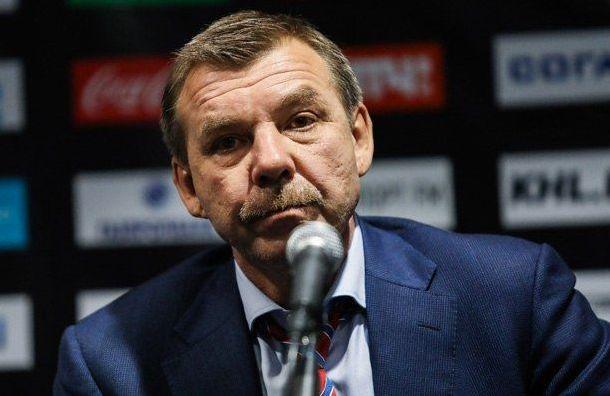 Бывший тренер СКА Олег Знарок возглавил московский «Спартак»