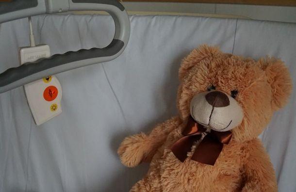 Детский онкологический центр построят вПетербурге