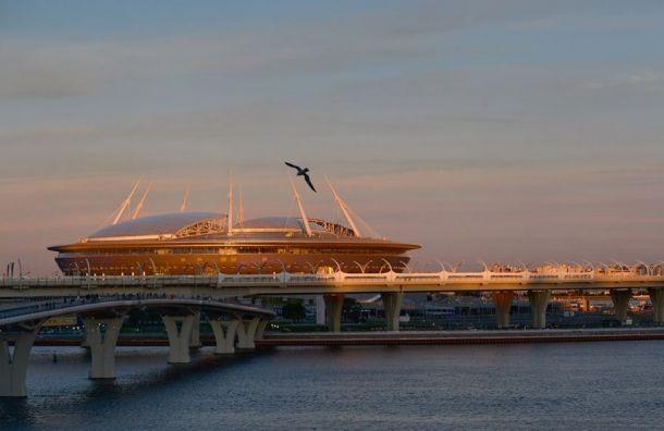 Окончательная стоимость строительства стадиона наКрестовском неизвестна