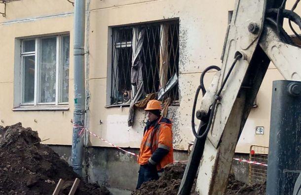 Ремонту трубы на2-й Комсомольской помешала реновация