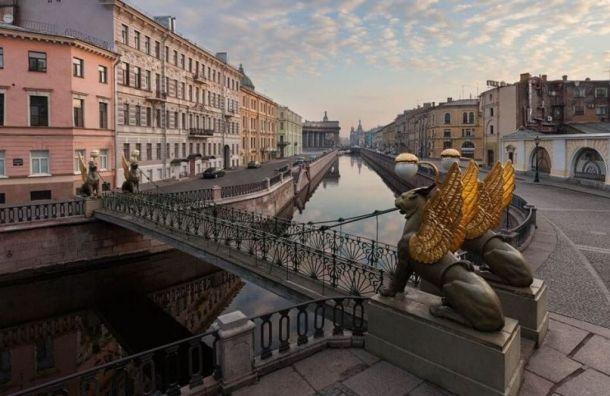 Банковский мост отремонтируют коДню города