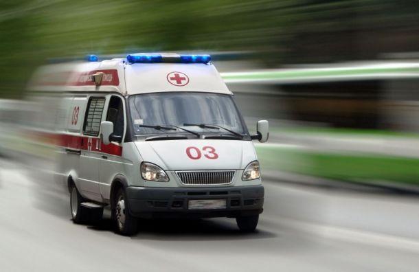 Новорожденная девочка умерла вмашине скорой помощи