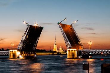 Семь мостов разведут вночь насубботу