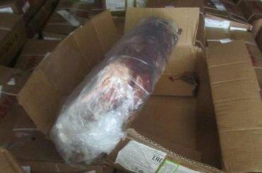 Россельхознадзор непустил вПетербург 27 тонн мяса изАргентины