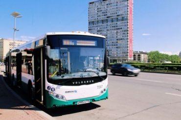 «Дачные» автобусы вернутся вПетербург 22апреля