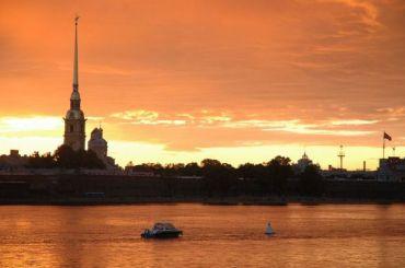 Воскресенье порадует петербуржцев теплой исолнечной погодой