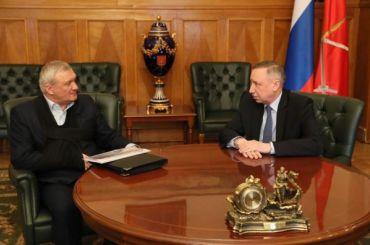 Беглов поставил задачу увеличить бюджет Петербурга до1 трлн рублей
