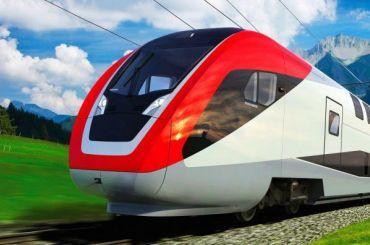 Поезда изПетербурга смогут добираться доМосквы поВСМ задва часа