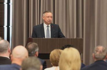 Беглов выразил соболезнования всвязи сосмертью Быстрицкой