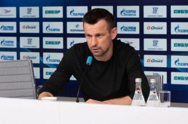 Семак рассказал оподготовке «Зенита» матчу с«Краснодаром»