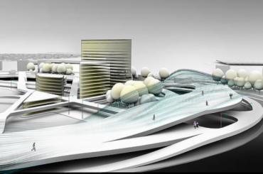 Проект будущего технополиса вКудрове выбрали вПетербурге