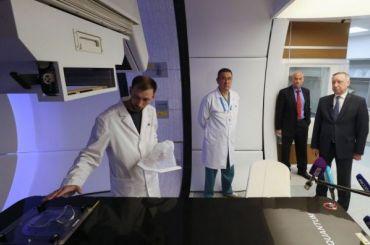Новый центр лучевой терапии появится наюге Петербурга