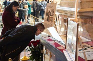 Блокадные литографии Спегальского можно увидеть вИсаакиевском соборе