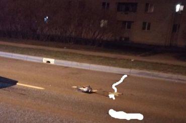 Женщина погибла под колесами автомобиля наВаршавской