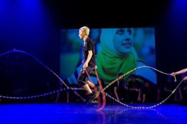 ВУпсала-Цирке единственный раз показали «Домино»