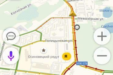 Петербуржцы бранят «лежачего полицейского» уостановки «Осиновая роща»