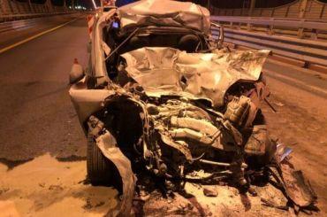 Водитель умер после ДТП суборочной техникой