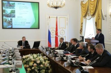 Беглов попросил выделить на«Открытый город» почти 20 млн рублей