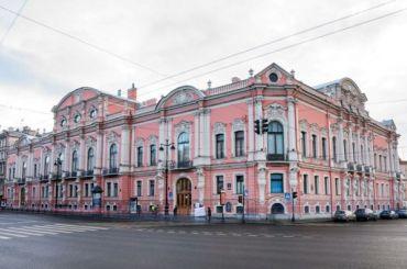 Отремонтируют цокольный этаж дворца Белосельских-Белозерских