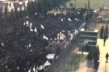 Ингушетия стала наиболее протестным регионом вРоссии