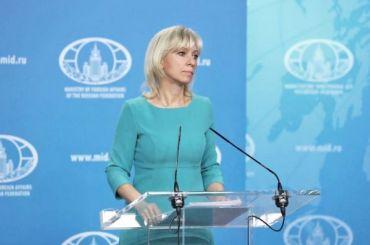 Захарова: Россияне непострадали при взрывах наШри-Ланке