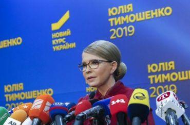 Тимошенко небудет вести дебаты Зеленского иПорошенко