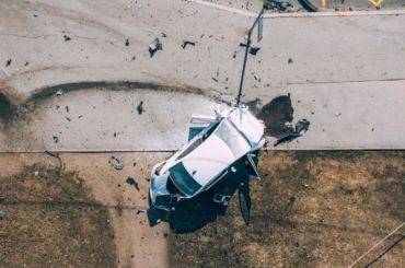 Четыре человека пострадали вДТП наШуваловском проспекте