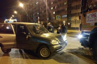 Полиция увезла внаручниках водителя сместа ДТП наЖени Егоровой