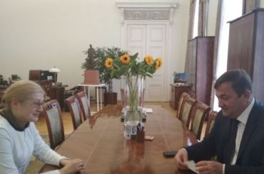 Комитет покультуре исполнил мечту петербурженки