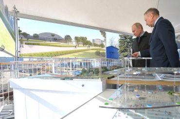 Хабенский поддержал создание арт-парка нанабережной Малой Невы