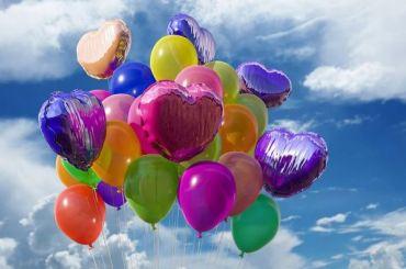 Напраздниках вПетербурге запретят воздушные шары