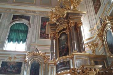Художники виртуозно воссоздали утраченную церковную живопись