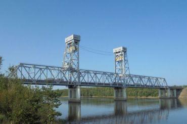 «Колу» перекроют надва часа из-за развода моста через Свирь