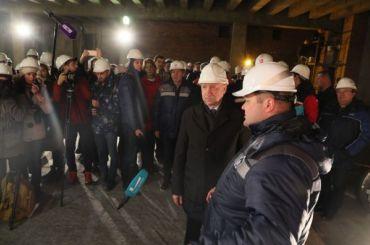 Гендиректор «Метростроя» рассказал оготовности «Проспекта Славы»