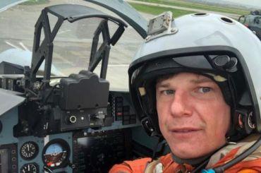 Аршавин прокатился наистребителе Су-30М2