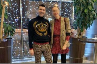 Журналисты оценили леопардовые штаны главного юриста «Газпрома»