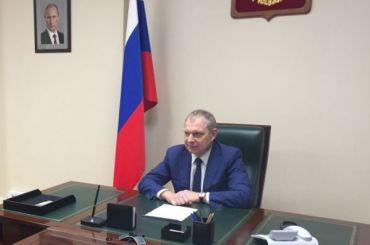 Олег Жигилей ушел споста главы Росприроднадзора поСЗФО