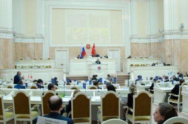 Депутат: ЗакС снова небудет выбирать почетных граждан Петербурга