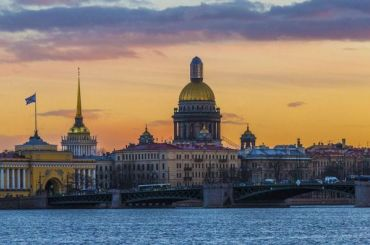 Петербург назвали городом случшим всемирным наследием