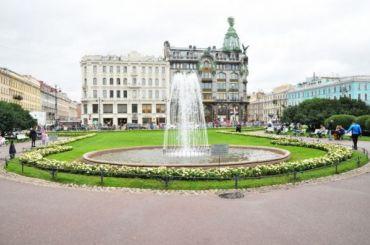 Петербургские сады откроют после просушки
