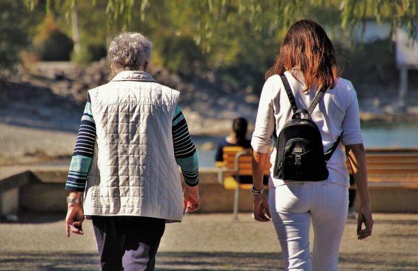 Пожилым петербуржцам помогут социальные участковые
