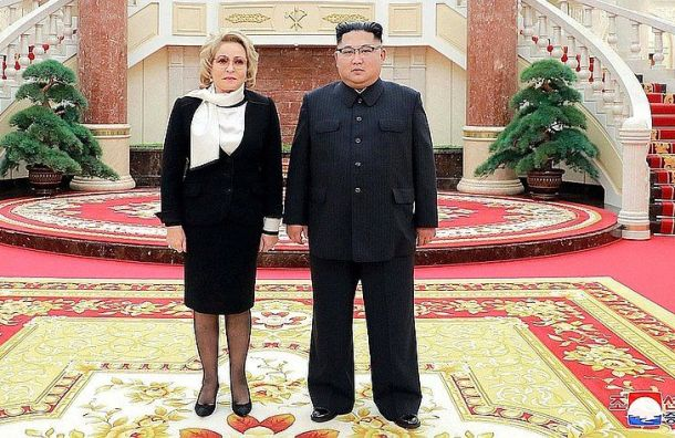СМИ: Ким Чен Ынможет встретиться сПутиным доконца апреля