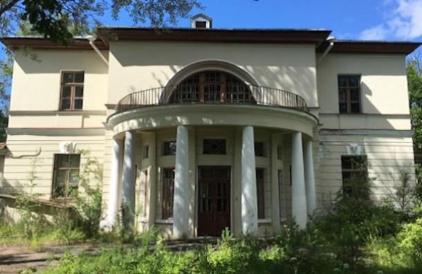 Дом Витцеля вСестрорецке стал региональным памятником