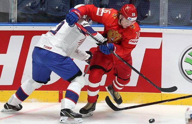 Сборная России одержала уверенную победу над Норвегией наЧМ-2019