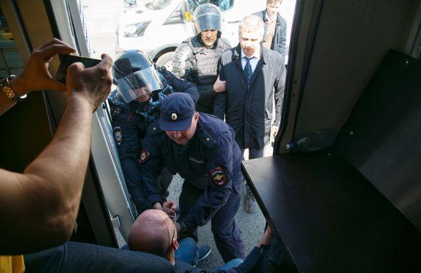 Amnesty International признала узниками совести задержанных 1мая